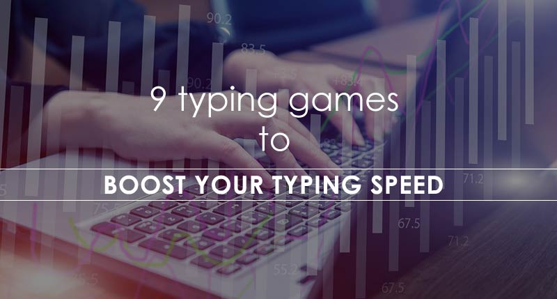 9 typing games to boost your typing speed