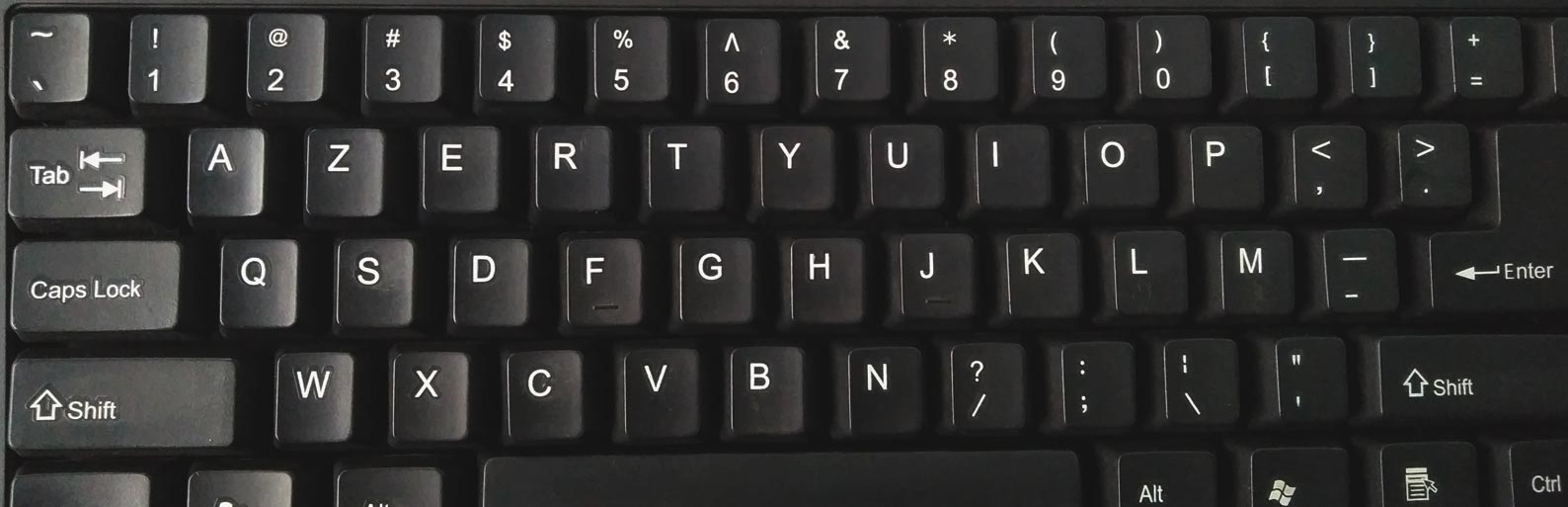 Types of keyboard of computers - online typing org