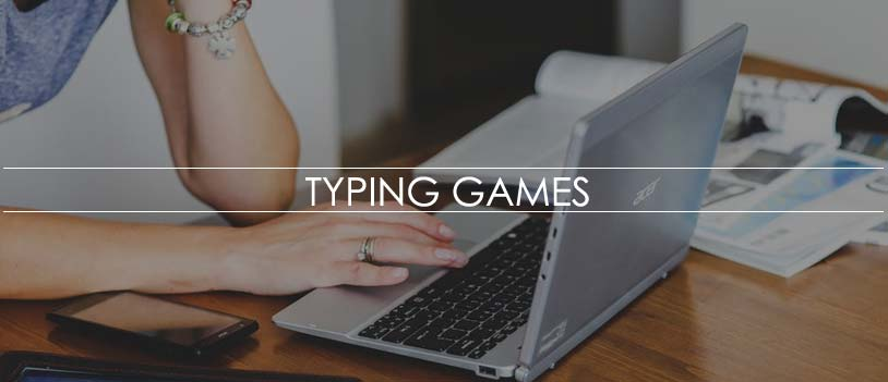 Online free typing games